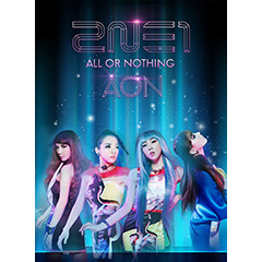 2NE1「2014 2NE1 WORLD TOUR ~ALL OR NOTHING~ in JAPAN」